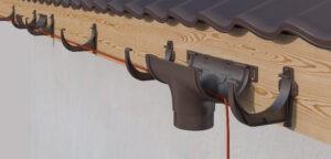 Как накрыть профнастилом крышу