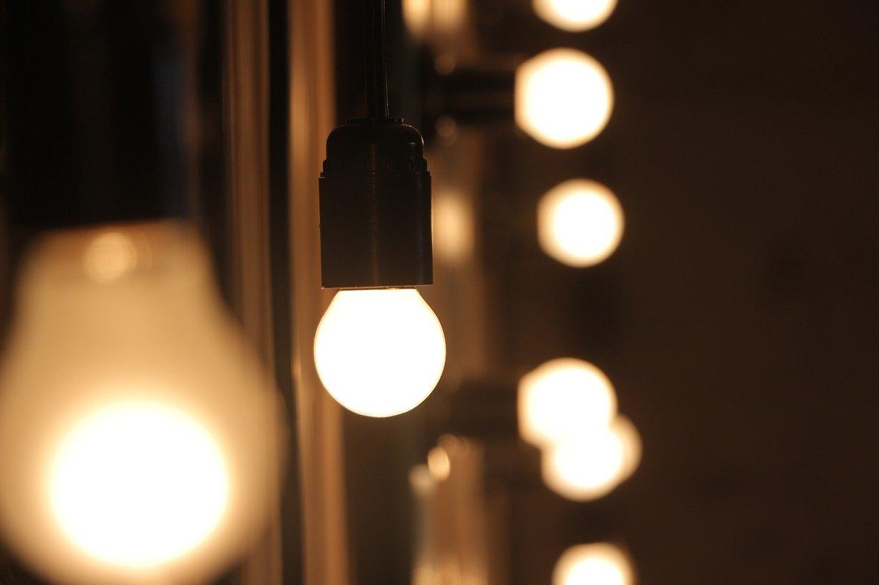 Типы лампочек для дома