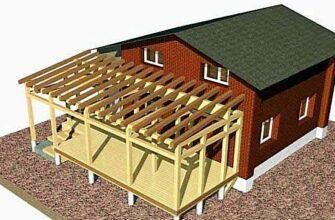 Как пристроить комнату к дому