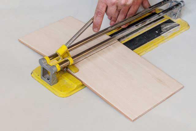 Как лучше резать керамическую плитку