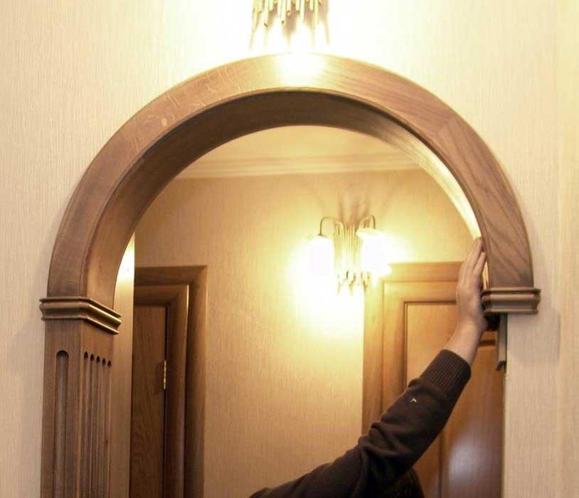 Как собрать арку