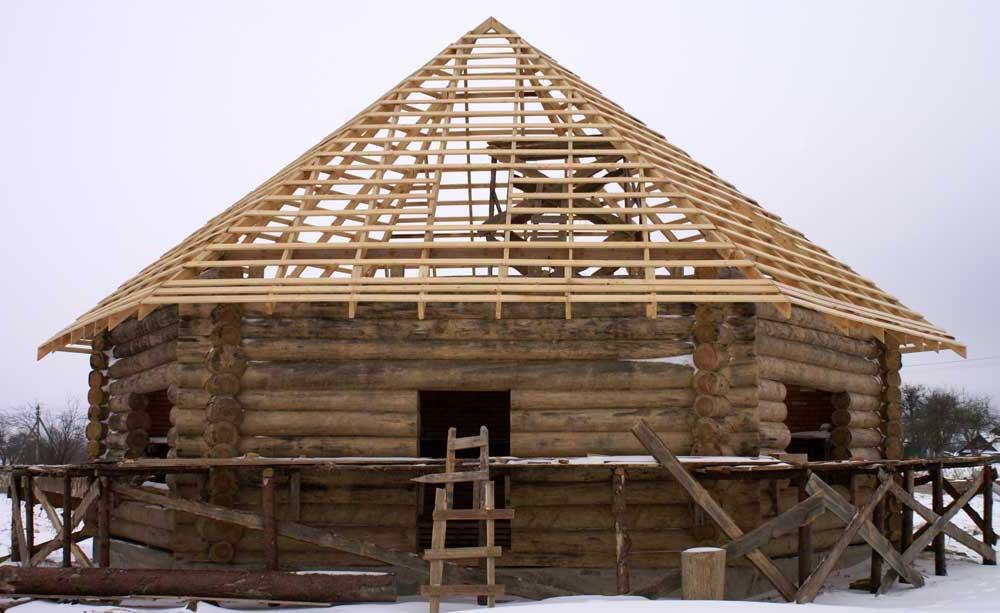 Купольная система крыши