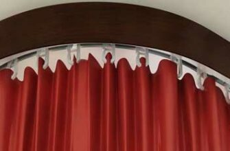 Потолочные карнизы для штор