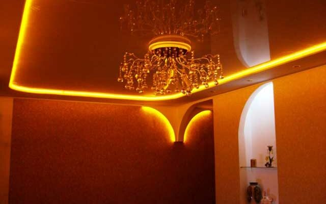 Декоративная подсветка потолка