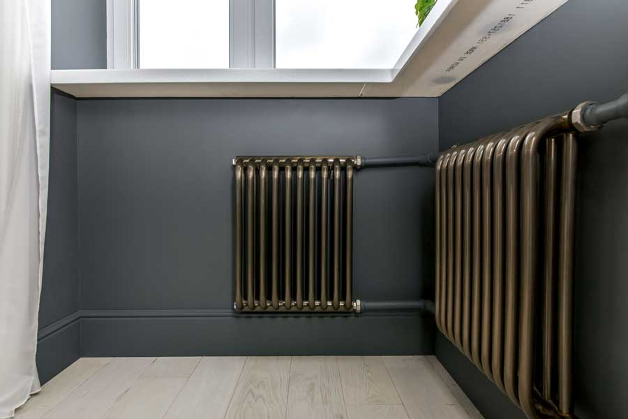 Варианты систем отопления в частном доме
