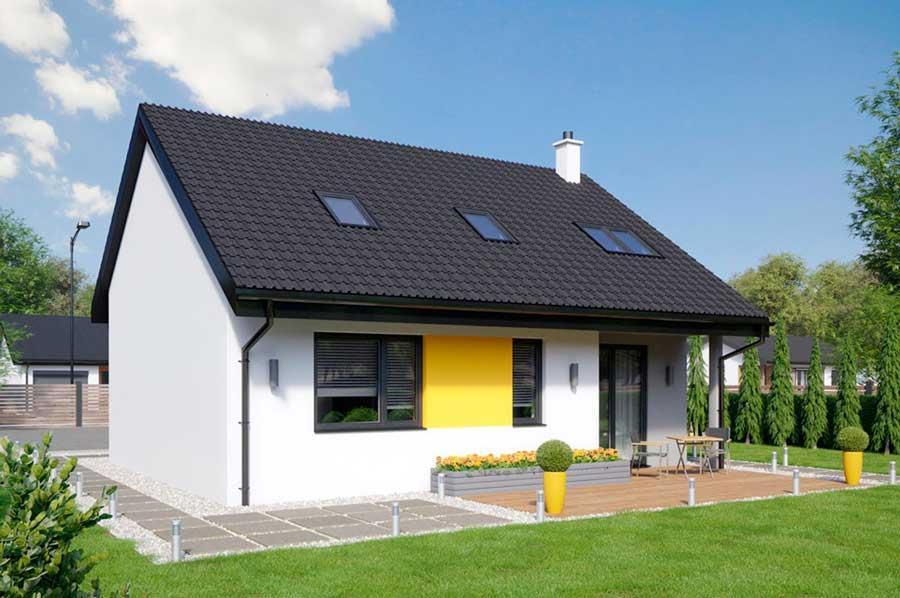 Строительство дома недорого