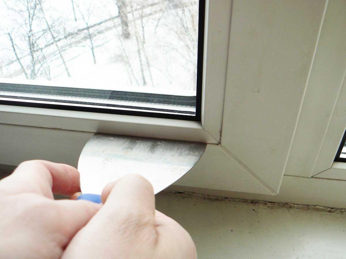 Как своими руками отремонтировать стеклопакет
