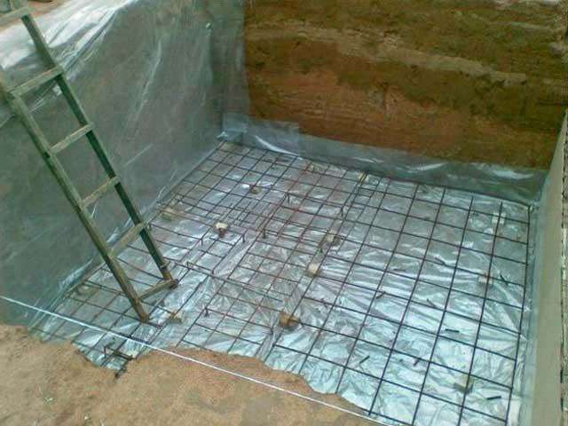 Как построить погреб на земле своими руками