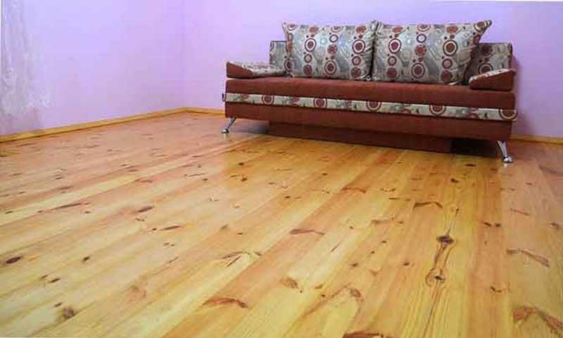 Как покрыть лаком деревянный пол своими руками