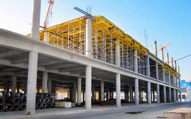 Стальные и железобетонные конструкции