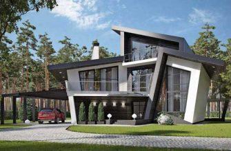 Как сделать проект частного дома