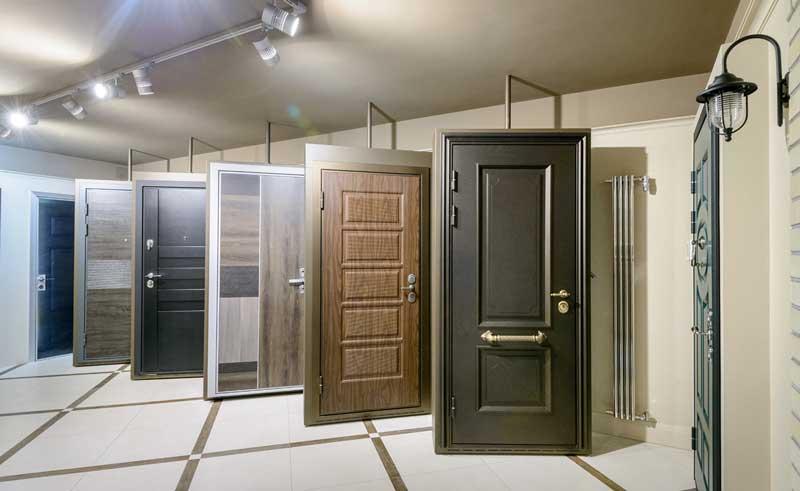 Как сделать металлические двери
