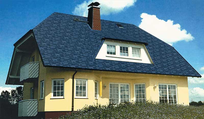 Мансардная крыша схема