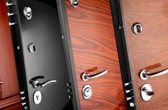 Металлические двери как сделать