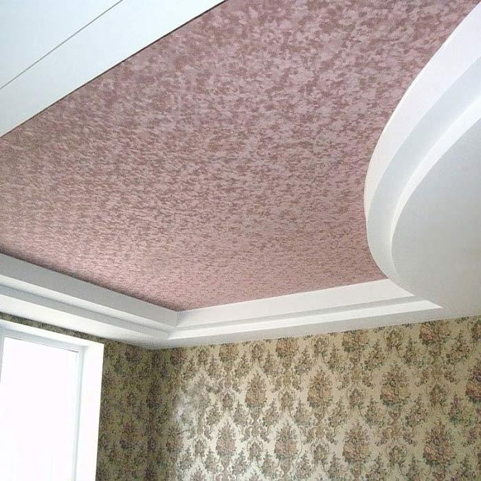Как отделать потолок в хрущевке своими руками
