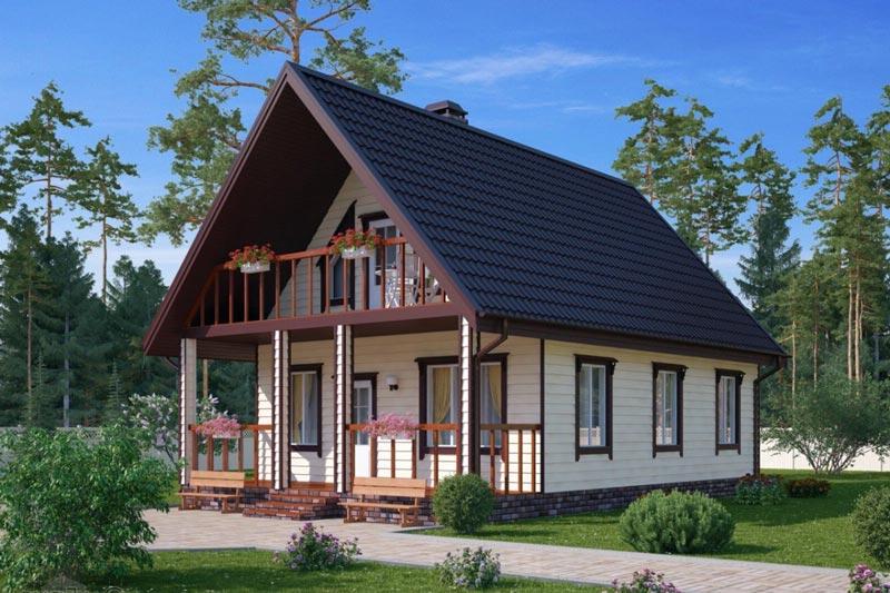 Каркасные дома описание преимущества и недостатки