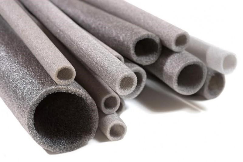 Материалы для утепления водопроводных труб