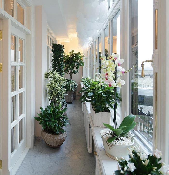 Современное оформление балконов и лоджий