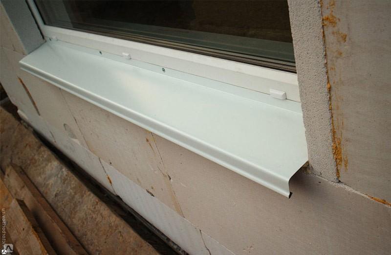 Как правильно выбрать подоконник для пластиковых окон