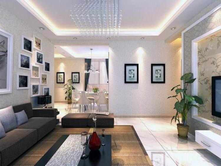 Как визуально увеличить высоту потолка в доме