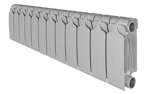 Как заменить чугунную батарею на биметаллическую