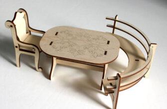 Мебель из фанеры как сделать своими руками