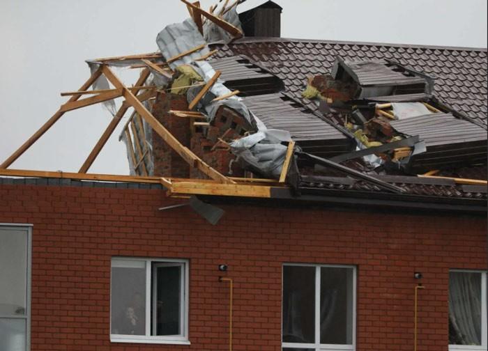 Недостатки скатной крыши