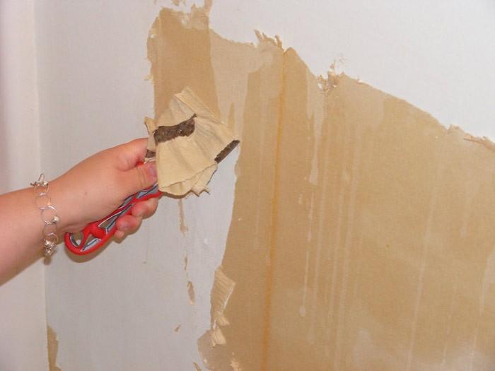 Как подготовить стену под обои своими руками