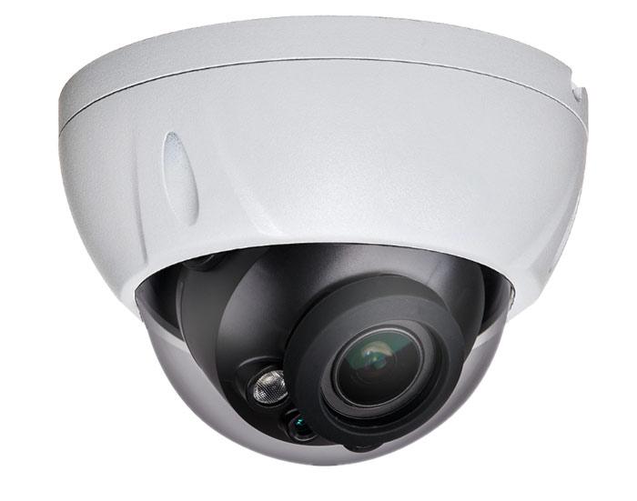 Камера наблюдения купольная