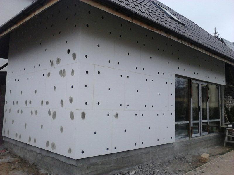 Теплоизоляция в строительстве виды