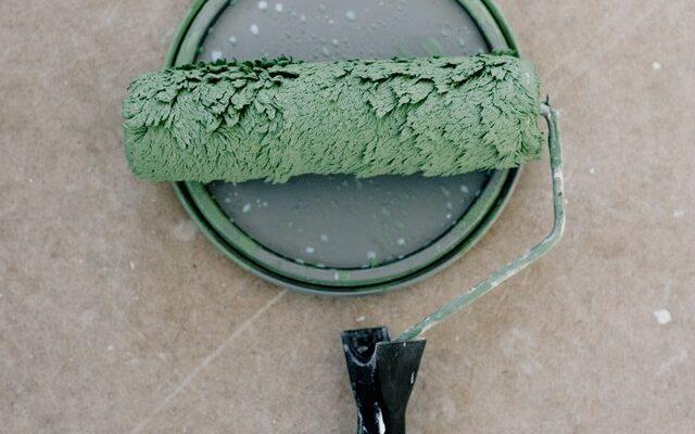 Валик для покраски потолка водоэмульсионной краской как выбрать
