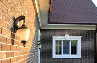 Фасадная плитка для наружной отделки дома