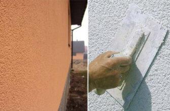 Как оштукатурить пеноплекс снаружи дома