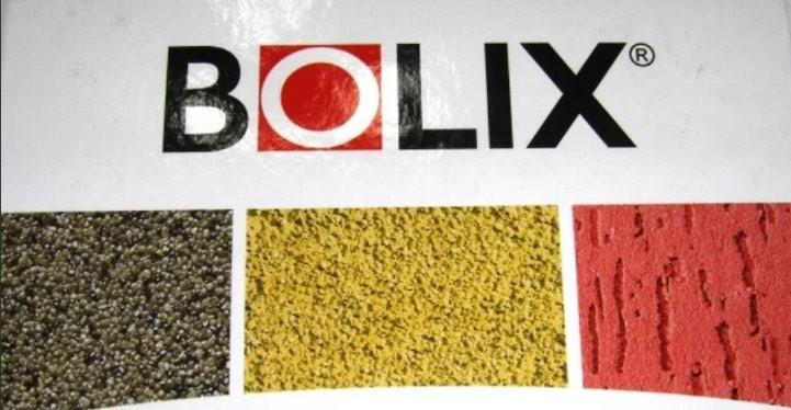 Минеральная штукатурка «короед Bolix MPR25»