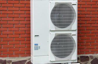 Воздушный тепловой насос для отопления дома принцип работы