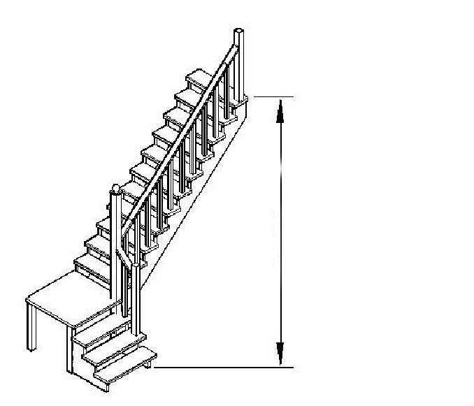 Как сделать лестницу из металла на второй этаж